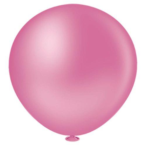 Bexiga-Maxi-Ball-40-Rosa-Forte-Pic-Pic