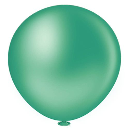 Bexiga-Maxi-Ball-40-Verde-Escuro-Pic-Pic