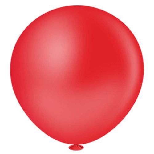 Bexiga-Maxi-Ball-40-Vermelha-Pic-Pic
