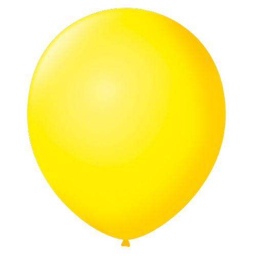Bexiga-Lisa-7-Amarelo-Citrino-Sao-Roque-50-Unidades