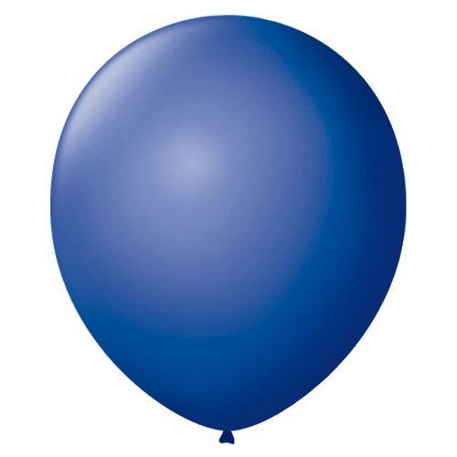 Bexiga-Lisa-7-Azul-Cobalto-Sao-Roque-50-Unidades