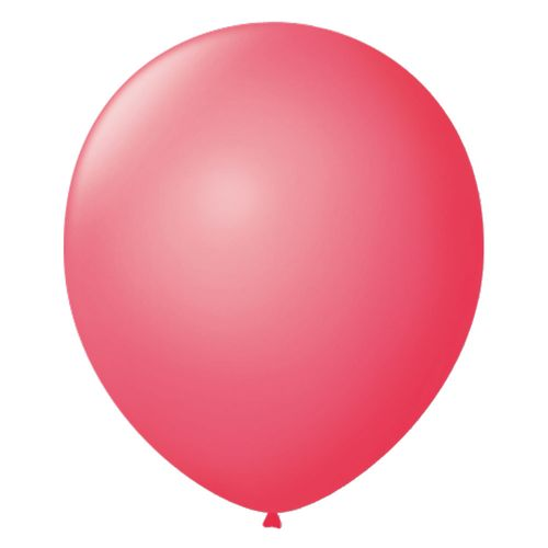 Bexiga-Lisa-7-Rosa-Pink-Sao-Roque-50-Unidades