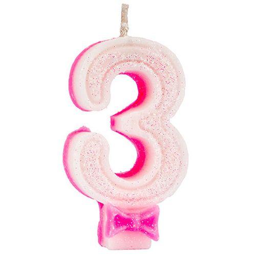 Vela-de-Aniversario-Super-Glitter-Rosa-Regina-Numero-3