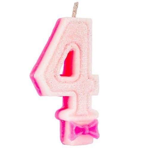 Vela-de-Aniversario-Super-Glitter-Rosa-Regina-Numero-4