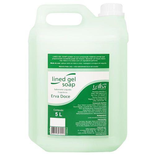 Sabonete-Liquido-Erva-Doce-Lined-Gel-5-Litros-Trilha