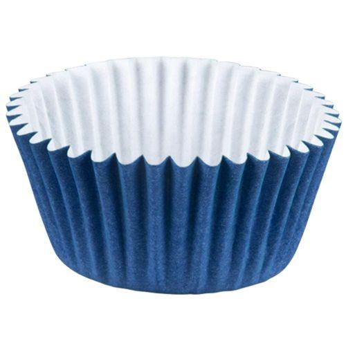 Forminha-de-Papel-Nº4-Colors-Azul-Regina-100-Unidades
