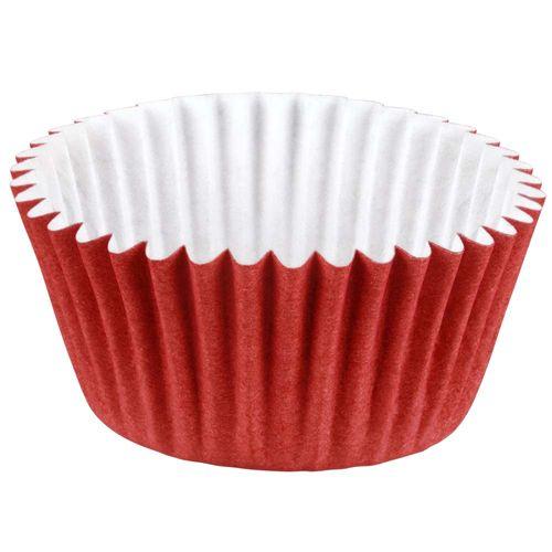Forminha-de-Papel-Nº6-Colors-Vermelha-Regina-100-Unidades