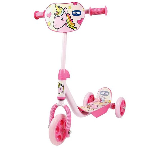 Patinete-Infantil-3-Rodas-Rosa-Mor