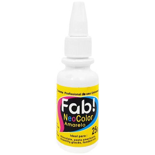Corante-Liquido-NeoColor-25g-Amarelo-Fab