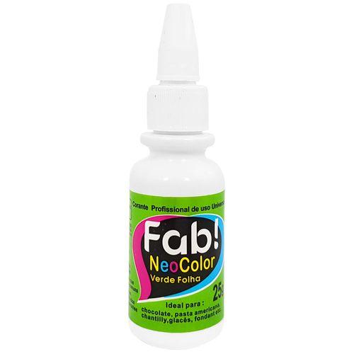 Corante-Liquido-NeoColor-25g-Verde-Folha-Fab