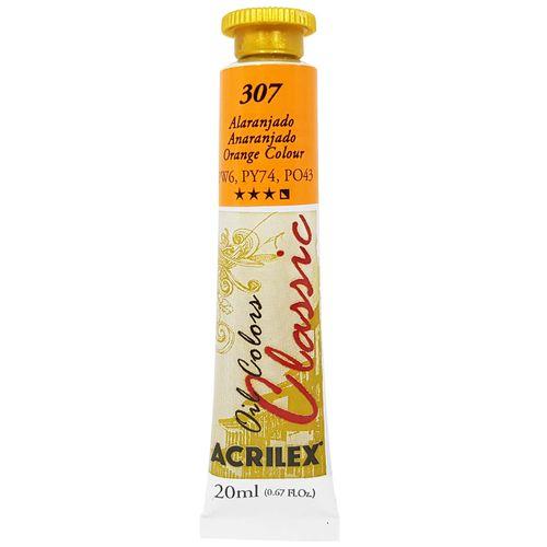 Tinta-Oleo-20ml-Classic-307-Alaranjado-Acrilex
