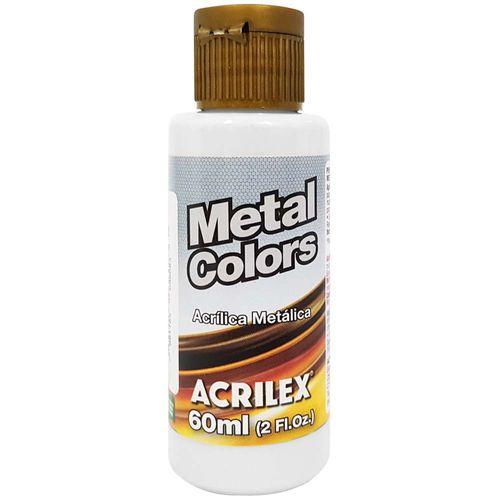 Tinta-Acrilica-Metal-Colors-60ml-562-Branco-Metalico-Acrilex