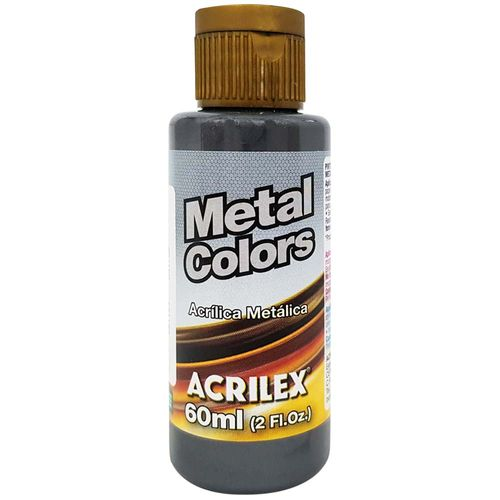 Tinta-Acrilica-Metal-Colors-60ml-520-Preto-Acrilex