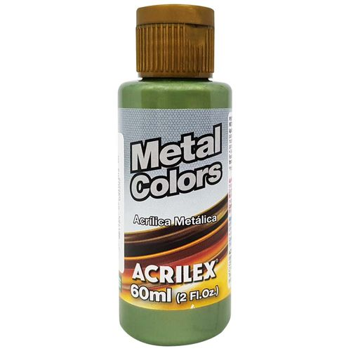 Tinta-Acrilica-Metal-Colors-60ml-545-Verde-Oliva-Acrilex