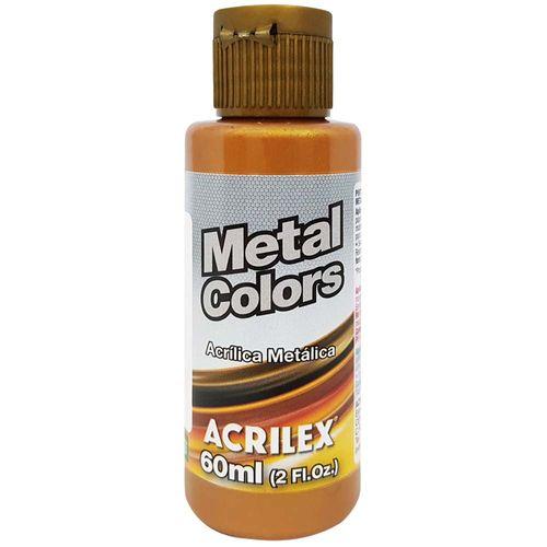 Tinta-Acrilica-Metal-Colors-60ml-548-Ouro-Velho-Acrilex