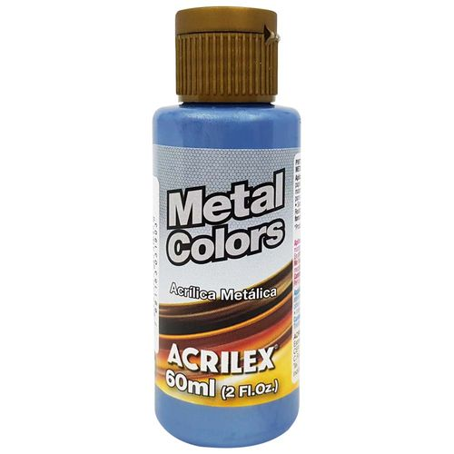 Tinta-Acrilica-Metal-Colors-60ml-535-Azul-Mar-Acrilex