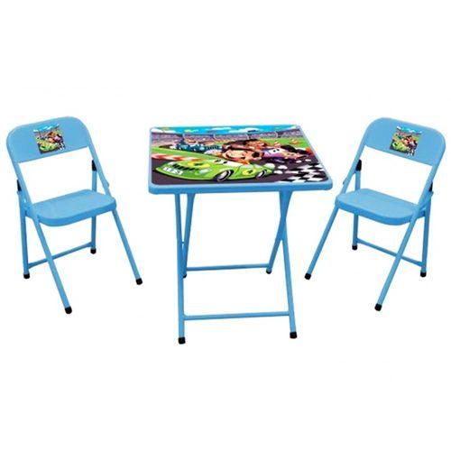 Conjunto-de-Mesa-Infantil-Carros-com-2-Cadeiras-Acomix