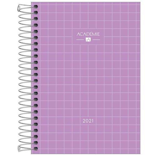 Agenda-2021-Espiral-Diaria-Academie-Lilas-M5-Tilibra