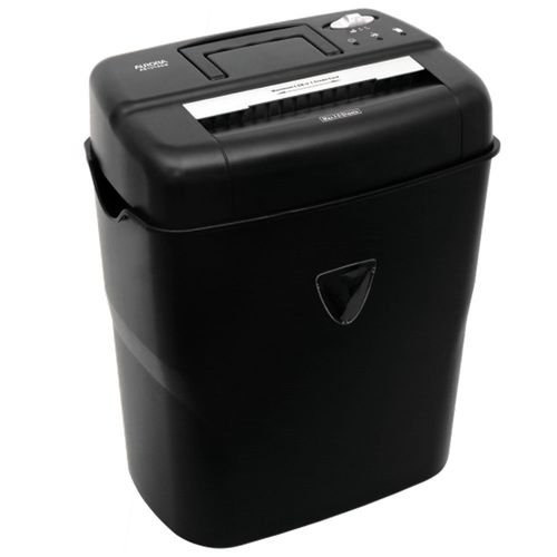 Fragmentadora-de-Papel-Procalc-com-Cesto-AS1018CD-Preta-110V
