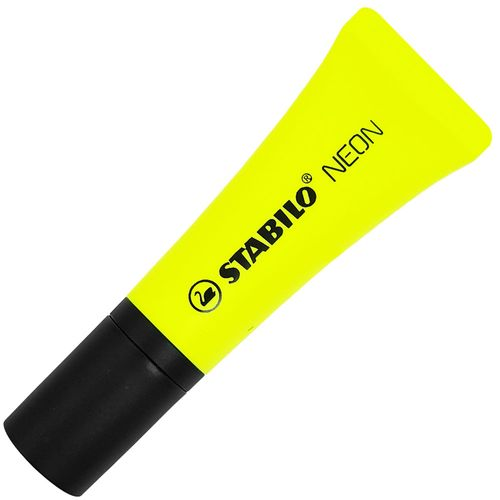Caneta-Marca-Texto-Stabilo-Neon-24-Amarelo