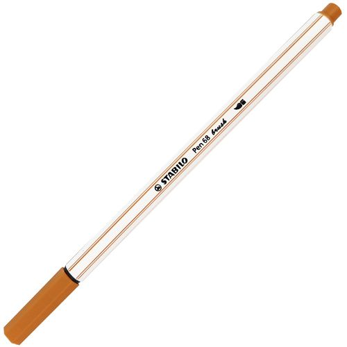 Caneta-Stabilo-Pen-68-Brush-89-Marrom-Claro