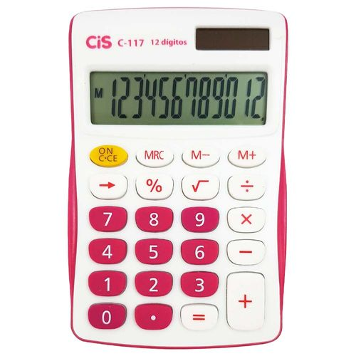 Calculadora-de-Mesa-Cis-C-117-12-Digitos