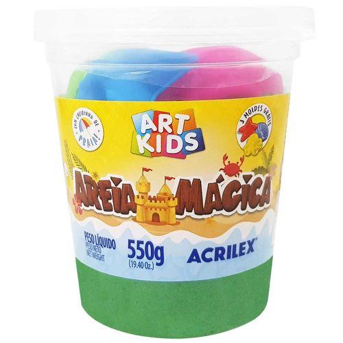 Areia-Magica-Art-Kids-550g-Verde-Acrilex