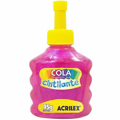 Cola-Cintilante-95g-Pink-Acrilex