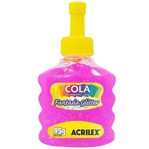 Cola-Fantasia-Glitter-95g-Pink-Acrilex