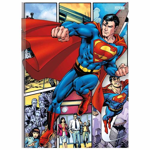 Caderno-Brochura-Superman-80-Folhas-Sao-Domingos