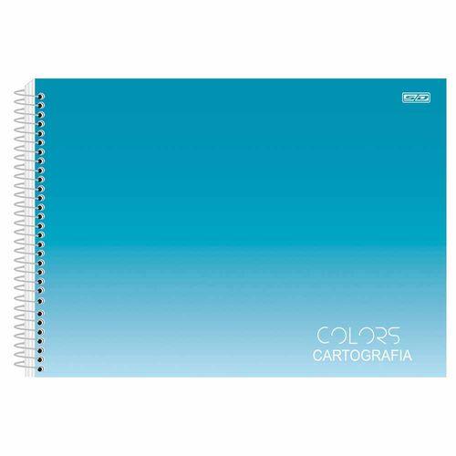 Caderno-Cartografia-Colors-60-Folhas-Sao-Domingos-