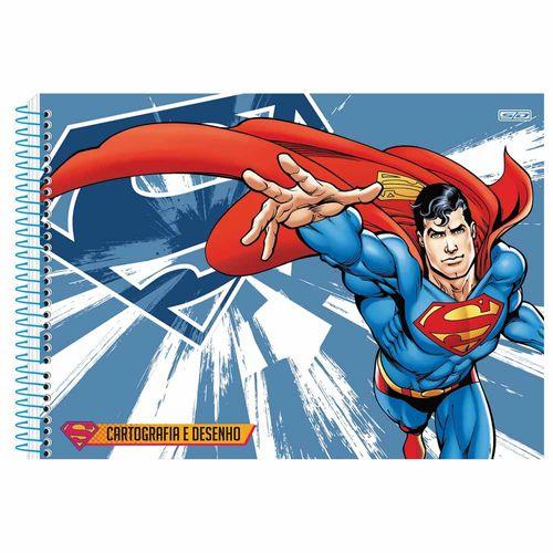 Caderno-Cartografia-Superman-60-Folhas-Sao-Domingos