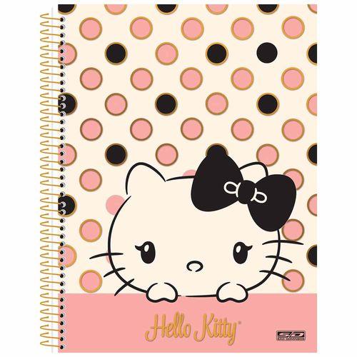 Caderno-Universitario-1-Materia-Hello-Kitty-80-Folhas-Sao-Domingos