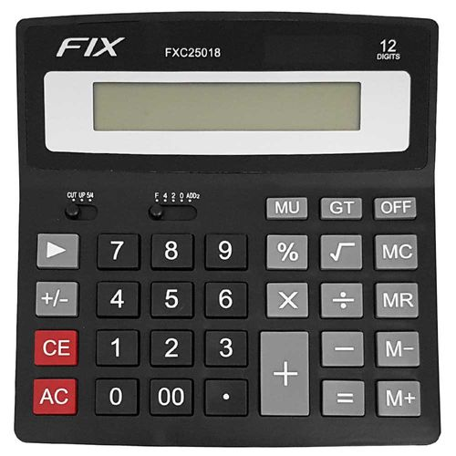 Calculadora-de-Mesa-Fix-12-Digitos