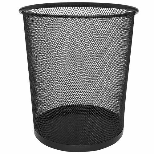 Cesto-de-Lixo-Aco-15-Litros-Preto-Win-Paper