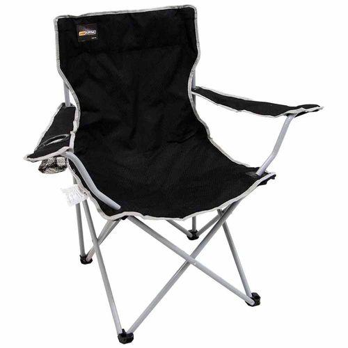 Cadeira-Camping-e-Pesca-Alvorada-Dobravel-Preta-Nautika