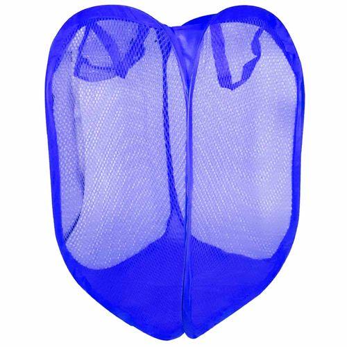 Cesto-Organizador-Dobravel-Azul-Wincy