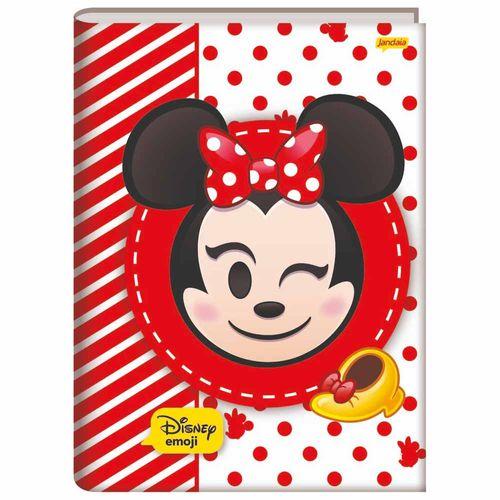 Caderno-Brochura-Disney-Emoji-80-Folhas-Jandaia