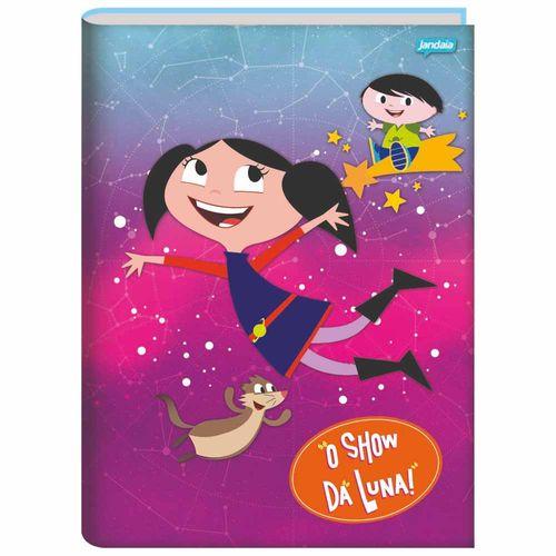 Caderno-Brochura-O-Show-da-Luna-80-Folhas-Jandaia
