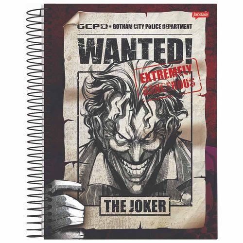 Caderno-Universitario-15-Materias-The-Joker-240-Folhas-Jandaia