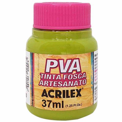 Tinta-PVA-Fosca-37ml-570-Verde-Pistache-Acrilex