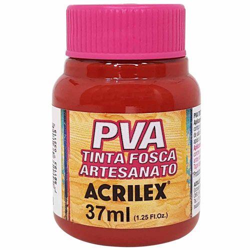 Tinta-PVA-Fosca-37ml-508-Vermelho-Escarlate-Acrilex