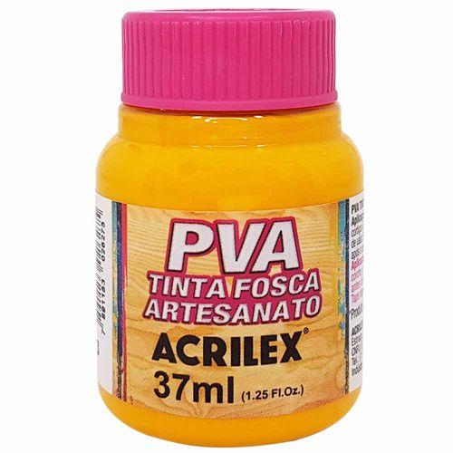 Tinta-PVA-Fosca-37ml-833-Amarelo-Gema-Acrilex