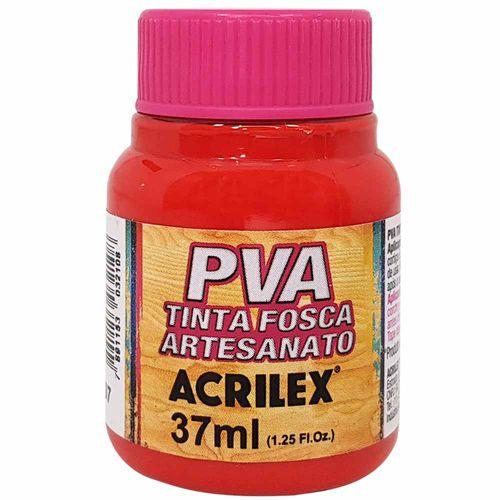 Tinta-PVA-Fosca-37ml-507-Vermelho-Fogo-Acrilex