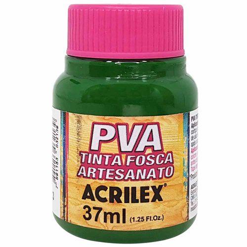Tinta-PVA-Fosca-37ml-513-Verde-Musgo-Acrilex