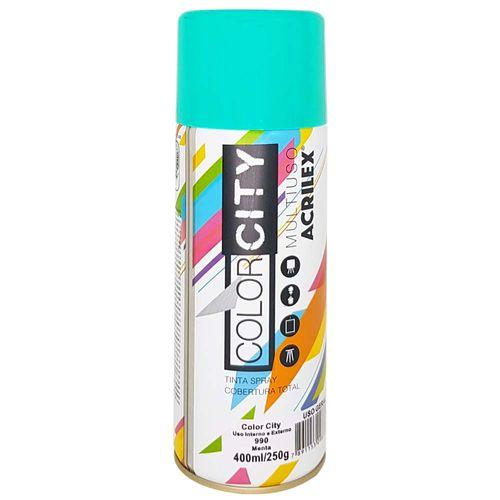 Tinta-em-Spray-Color-City-400ml-990-Menta-Acrilex