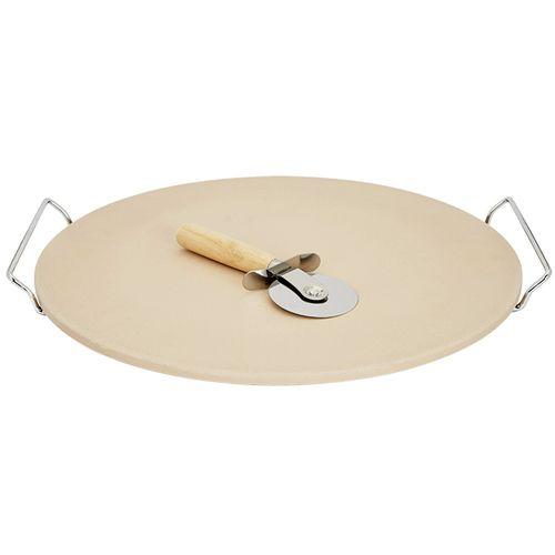 Tabua-para-Pizza-Ceramica-3-Pecas-Hauskraft
