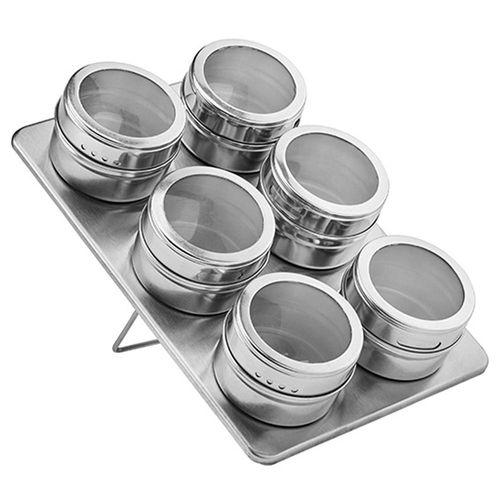 Porta-Condimentos-Magnetico-Inox-7-Pecas-Hauskraft