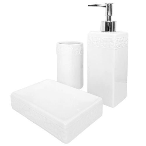 Kit-de-Banheiro-3-Pecas-Branco-Hauskraft