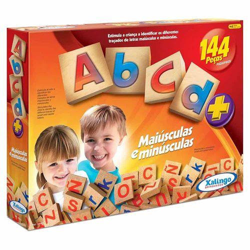 Brinquedo-Educativo-Alfabeto-ABCD-144-Pecas-Xalingo